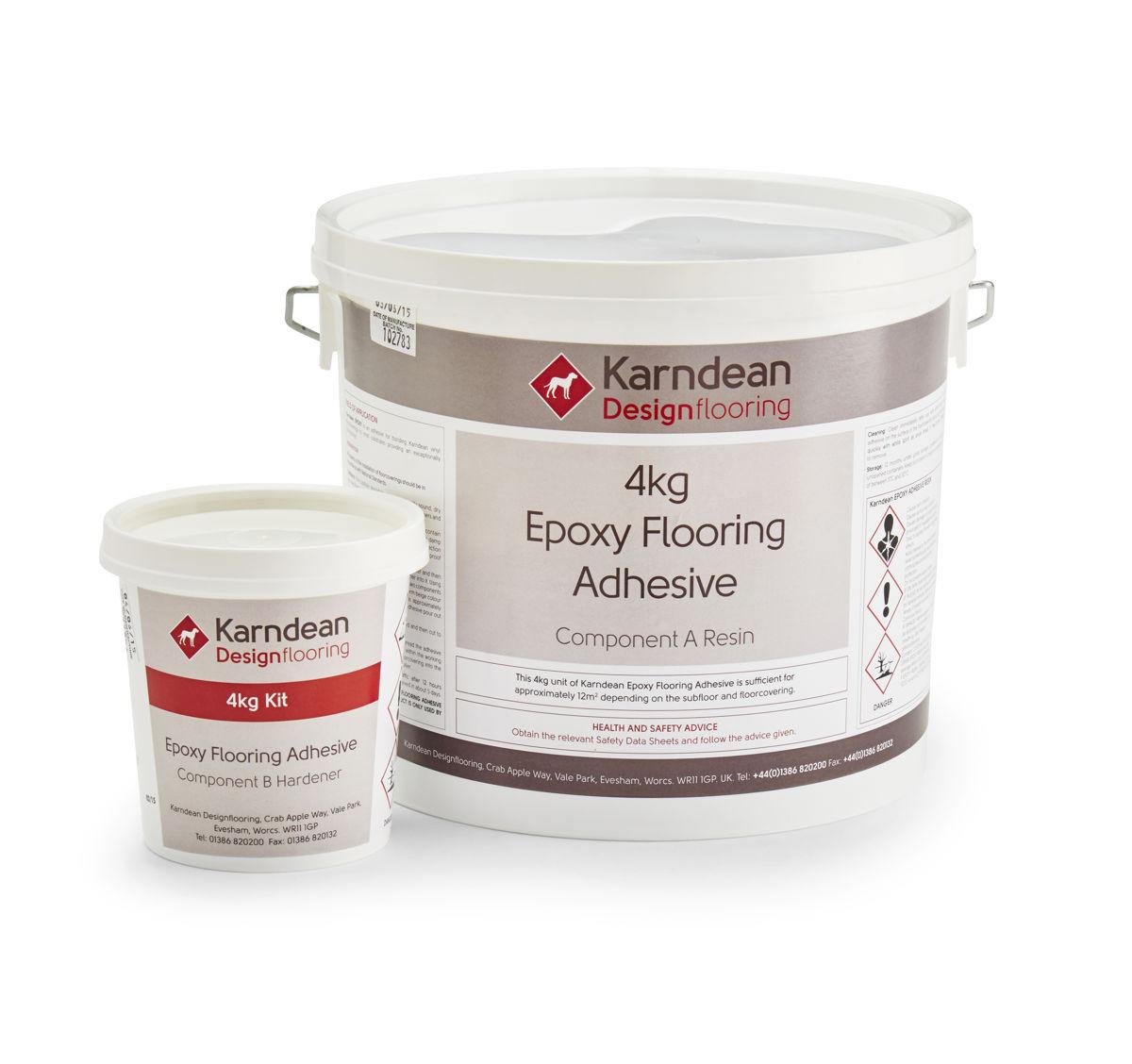 Karndean Epoxy Adhesive 4 litre