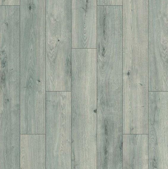 Kronospan Supernatural Atomic Oak, Green Laminate Flooring