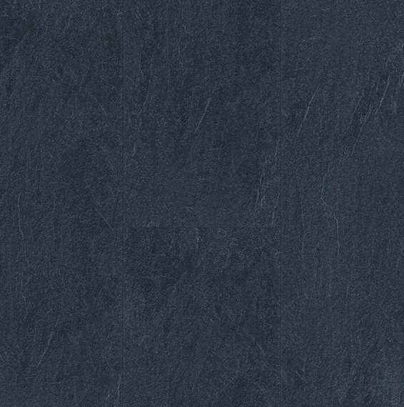 Pergo living expression charcoal slate laminate flooring for Slate laminate flooring