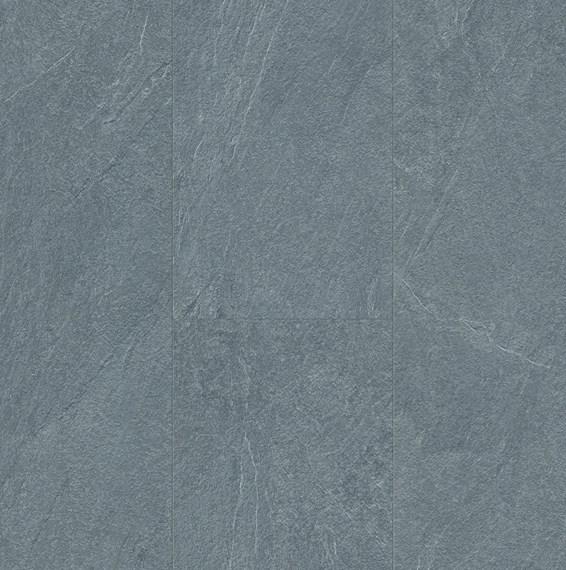 Slate Laminate Flooring : Pergo living expression light grey slate laminate flooring
