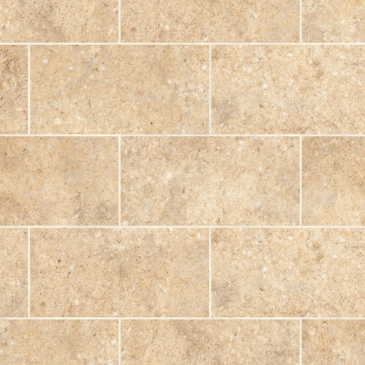 Intermezzo Grey Slate Effect Laminate Flooring 2 05 M: Karndean Da Vinci Piazza Limestone LST03 Vinyl Flooring