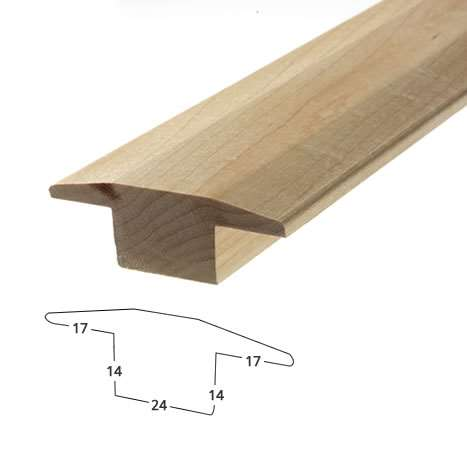 Solid Maple Threshold Trim