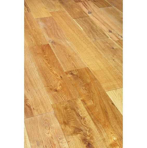 Natura 150mm Oak Oiled Solid Wood Flooring