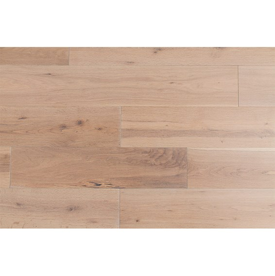 Natura 150mm White Washed Oak Solid Wood Flooring