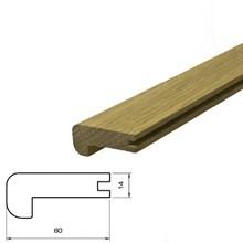 Solid Oak Stairnosing