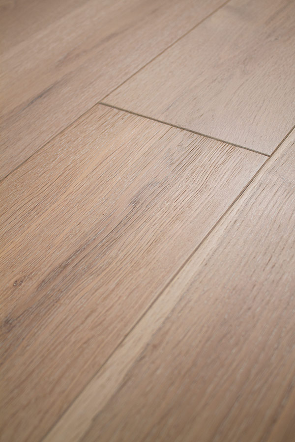 Natura 150mm White Washed Oak Solid Wood Flooring
