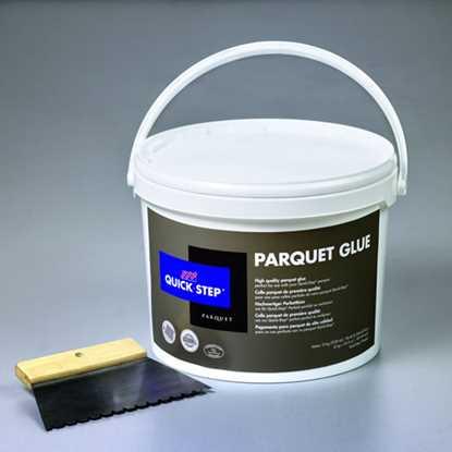 Quickstep Parquet Glue