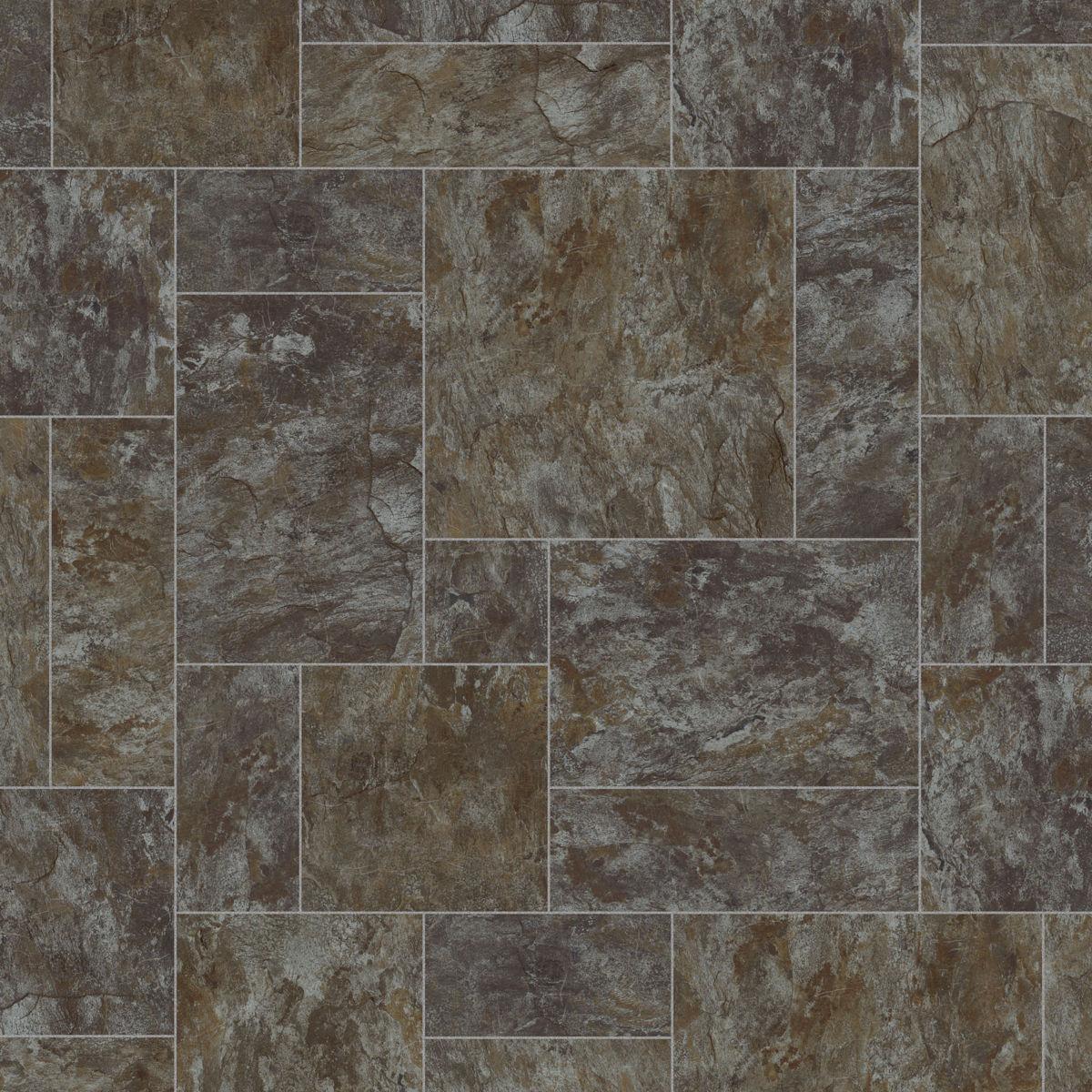 Karndean opus atlantic slate for Slate flooring