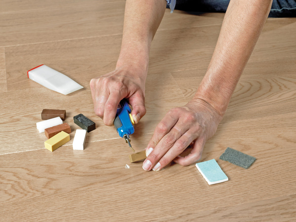 quickstep repair kit. Black Bedroom Furniture Sets. Home Design Ideas