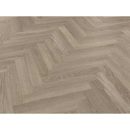 Karndean Knight Tile Grey Limed Oak Herringbone SM-KP138 Vinyl Flooring