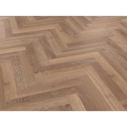 Karndean Knight Tile Pale Limed Oak Herringbone SM-KP94 Vinyl Flooring