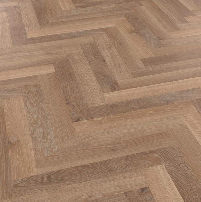 Karndean Knight Tile Pale Limed Oak SM-KP94 Parquet Vinyl Flooring