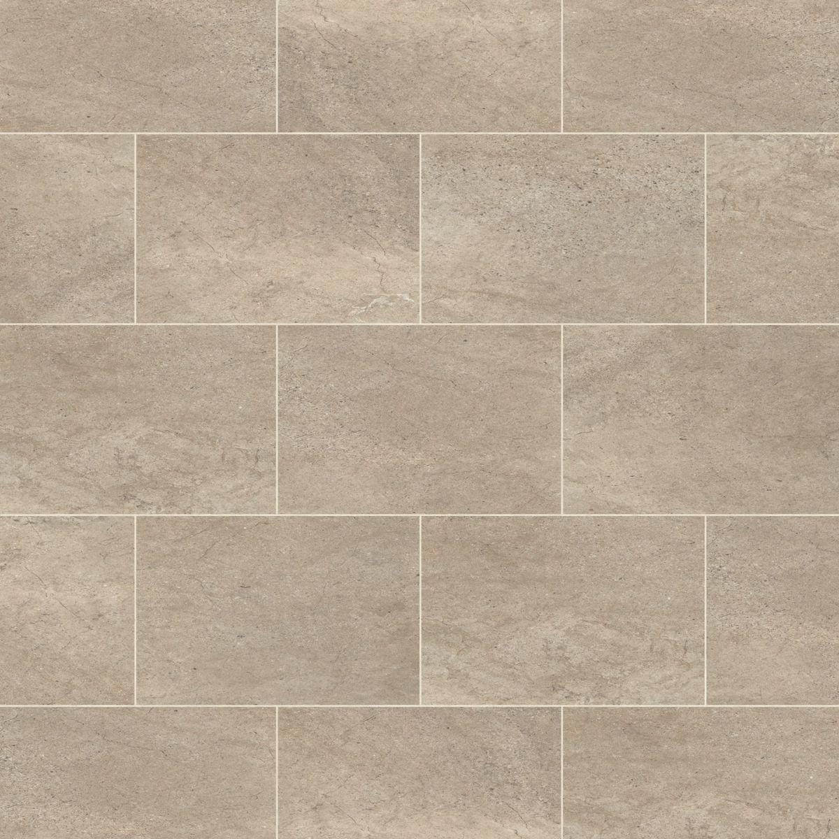 Stone Tile Flooring : Karndean knight tile portland stone st vinyl flooring