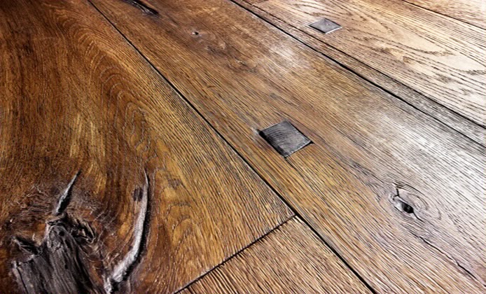 Kahrs Oak Sparuto Engineered Wood Flooring