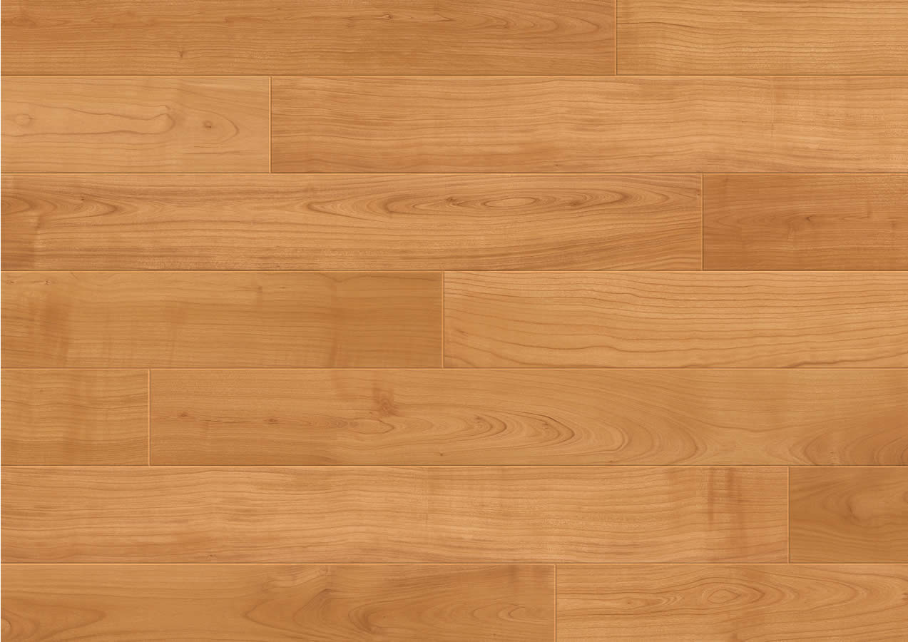 Quickstep perspective natural varnished cherry uf864 for Cherry laminate flooring
