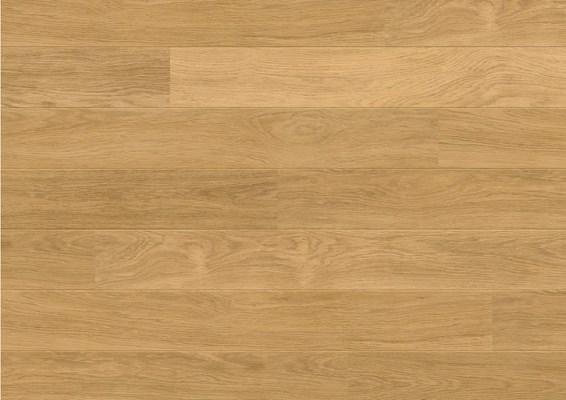 Quickstep Natural Varnished Oak effect Perspective Laminate Flooring