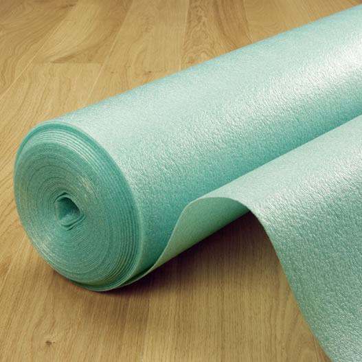 Pergo laminate foam underlay for Laminate flooring underlay