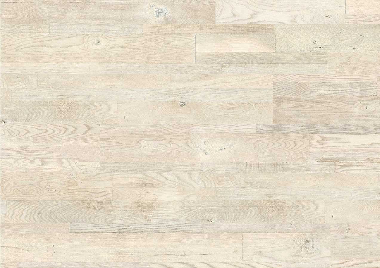 Quickstep variano painted white oak oiled var1629s - Painted parquet floor pictures ...