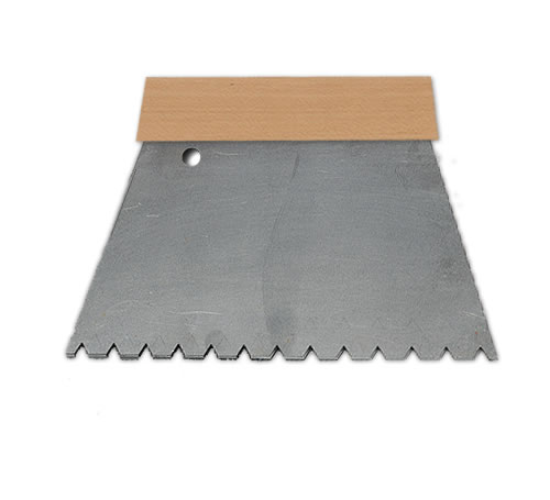 A2 Trowel Notch : Buy draper adhesive spreading trowel shop every
