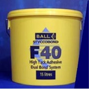 Balls F40 Adhesive 5 litre