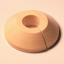 Solid Maple Pipe Cover