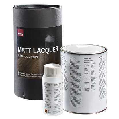 Kahrs Matt Lacquer 1ltr