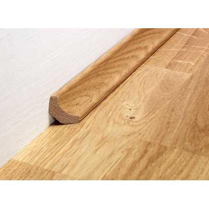 Natura Solid Oak Prefinished Scotia 2m