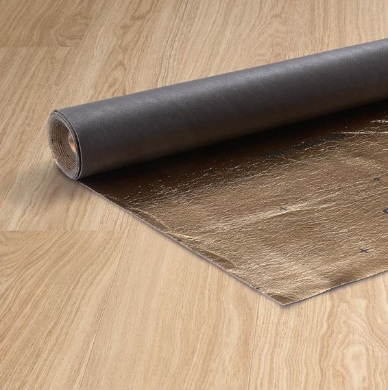 Quickstep Silent Walk Underlay, Do I Need Underlay For Laminate Flooring With Underfloor Heating