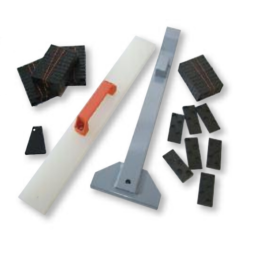 Unika Professional Installation Kit, Laminate Flooring Installation Kit