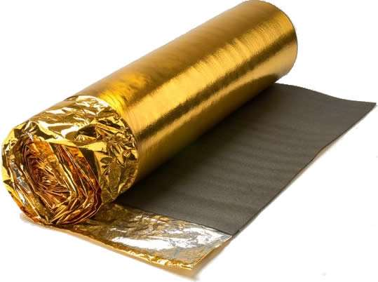 Natura Sonic Gold Acoustic Underlay
