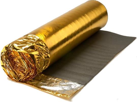 Sonic Gold Acoustic Underlay