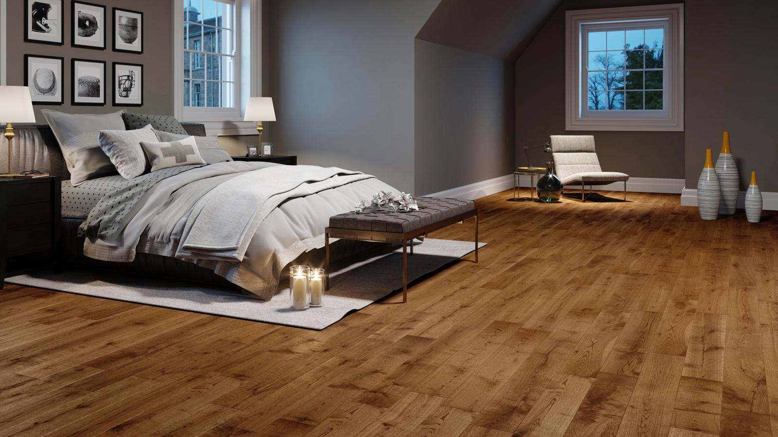 Natura European Solid Oak Bronze Antique
