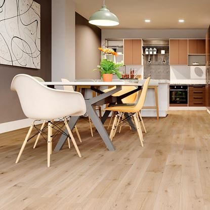 Solid Oak Unfinished Wood Flooring