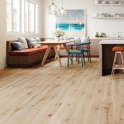 Solid European Oak White Washed Wood Flooring