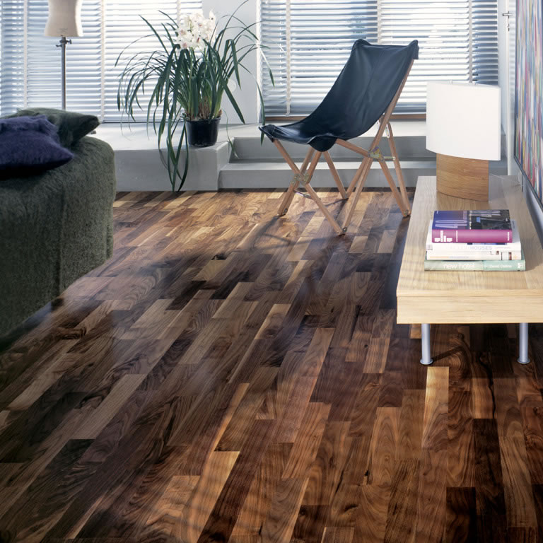 Kahrs Walnut Hartford Engineered Wood Flooring