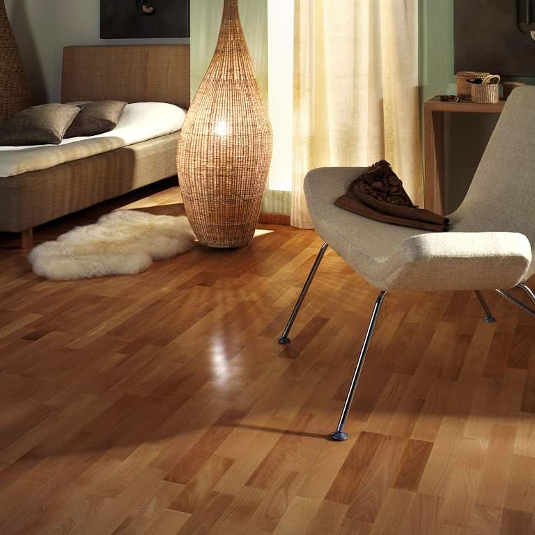 Kahrs Beech Hellerup Engineered Wood Flooring
