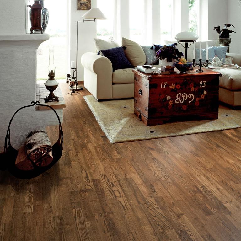Kahrs oak moss engineered wood flooring for Floating engineered wood flooring