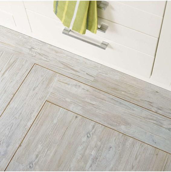 Polyflor Camaro White Limed Oak 2229 Vinyl Flooring
