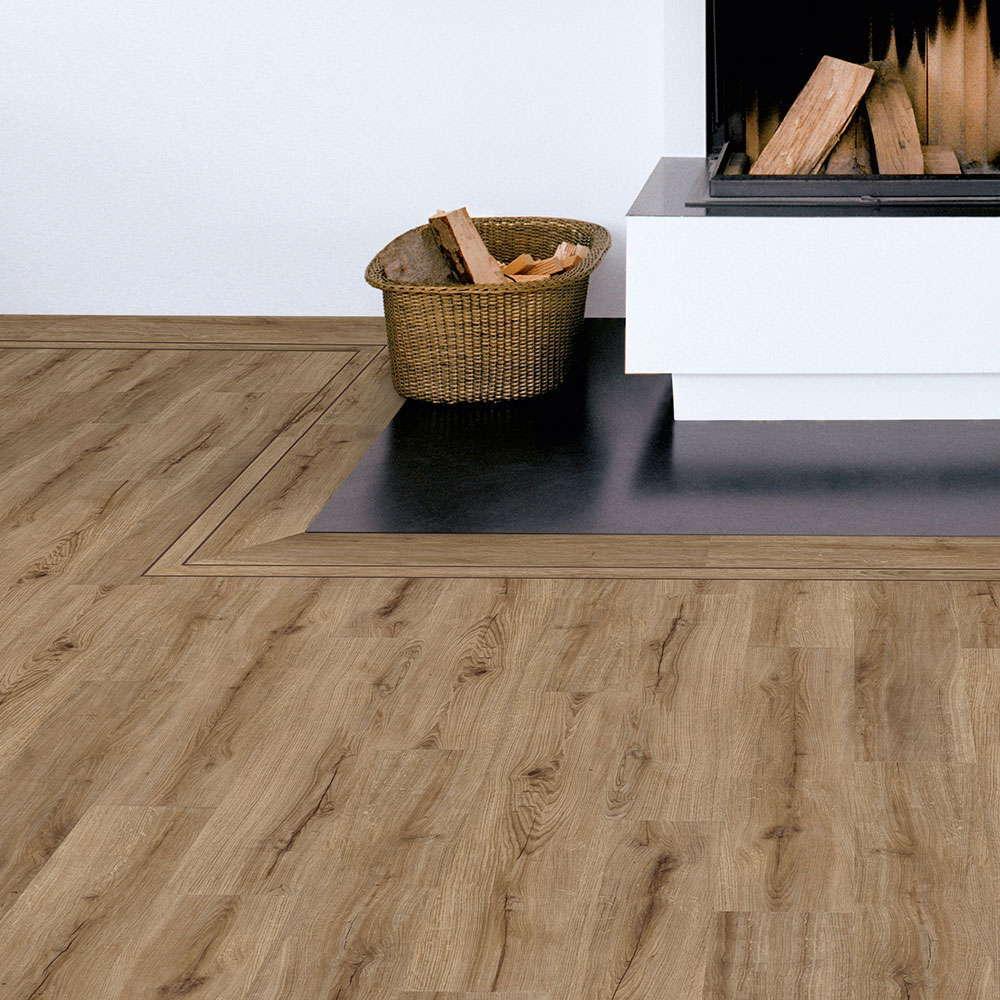 Polyflor Camaro Natural Oak 2232 Vinyl Flooring