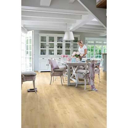 Quickstep Livyn Rigid Drift Oak Beige Vinyl Flooring