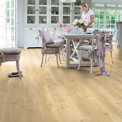 Quickstep Livyn Balance Drift Oak Beige Vinyl Flooring