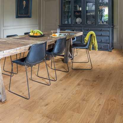 Quickstep Livyn Rigid Cottage Oak Natural Vinyl Flooring