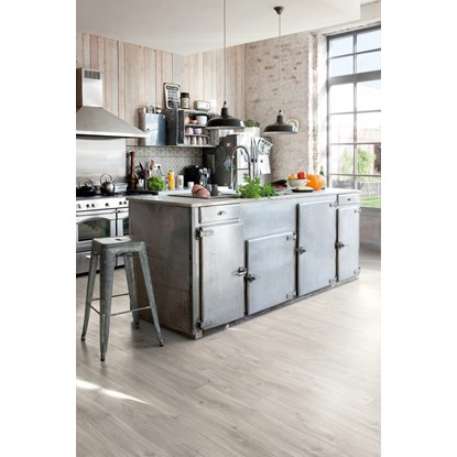 Quickstep Livyn Balance Canyon Oak Grey Saw Cuts BACL40030 Vinyl Flooring