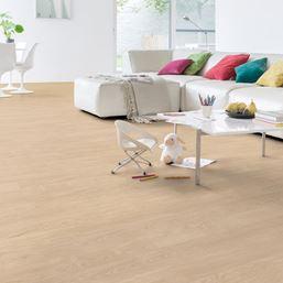 Quickstep Livyn Balance Select Oak Light Vinyl Flooring