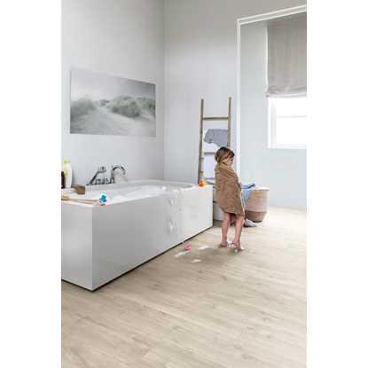 Quickstep Livyn Rigid Canyon Oak Beige Vinyl Flooring