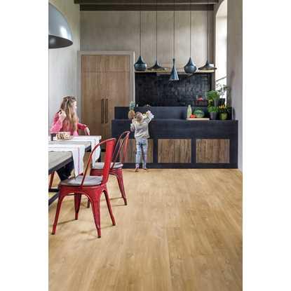 Quickstep Livyn Balance Plus Canyon Oak Natural BACP40039 Vinyl Flooring