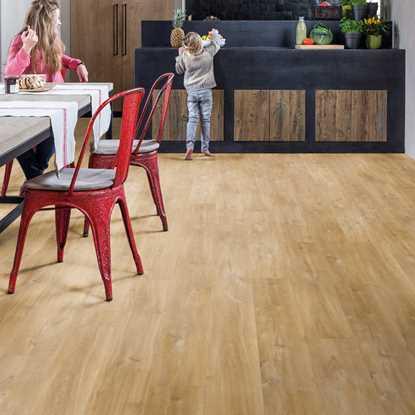 Quickstep Livyn Rigid Canyon Oak Natural Vinyl Flooring
