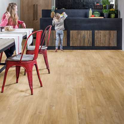 Quickstep Livyn Balance Canyon Oak Natural Vinyl Flooring