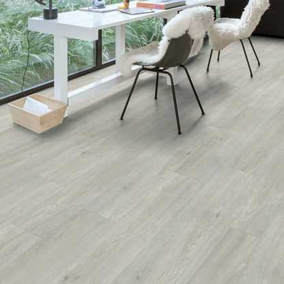 Quickstep Livyn Balance Silk Oak Light Vinyl Flooring