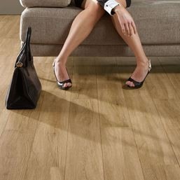 Polyflor Colonia English Oak 4435 Vinyl Flooring